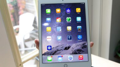 Photo of مراجعة للجهاز اللوحي Apple iPad Air