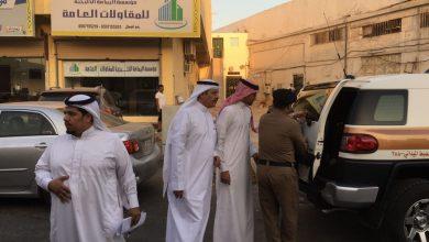 Photo of حملة تفتيشية مفاجئة يقودها مدير عام فرع وزارة العمل بمنطقة مكة المكرمة