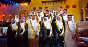 حفل الاحساء بعد تسجيلها كموقع تراث عالمي