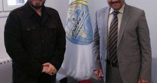 السفير الدكتور الشريف محمد الراجحي يزور رابطة العالم الاسلامي في باريس ويشيد بجهودها