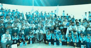 المركز الثاني لأشبال كشافة تعليم وادي الدواسر على مستوى المملكة