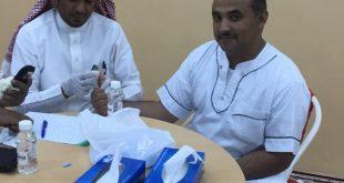 صحي الشمهانية ينفذ حملة للكشف عن أمراض السكر