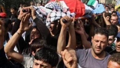Photo of شهيد وإصابة برصاص الاحتلال الإسرائيلي في الضفة الغربية
