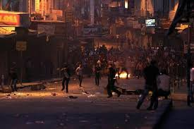 Photo of اعتقالات وإصابات في مواجهات شمال رام الله