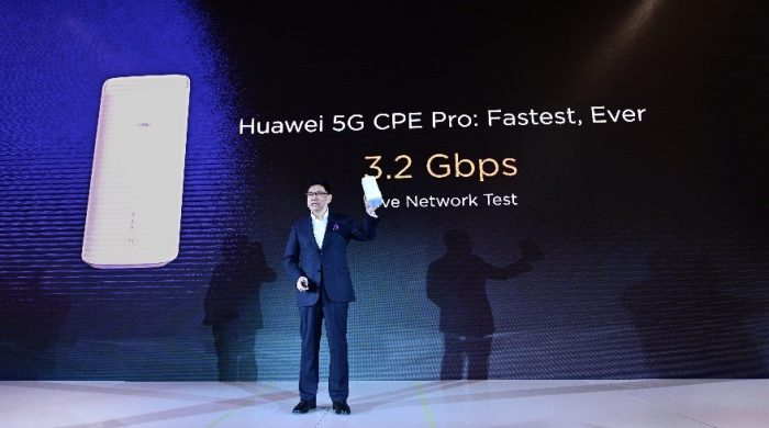 Photo of Huawei Launches 5G Multi-mode Chipset and 5G CPE Pro