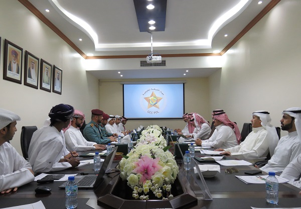 Photo of جهاز الشرطة الخليجية يطلق أول مرحلة من العملية التنسيقية المشتركة الأولى لمكافحة الجرائم