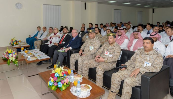 Photo of مستشفى القوات المسلحة بالجبيل يحصل على اعتراف اللجنة الدولية المتحدة لاعتماد المنظمات الصحية