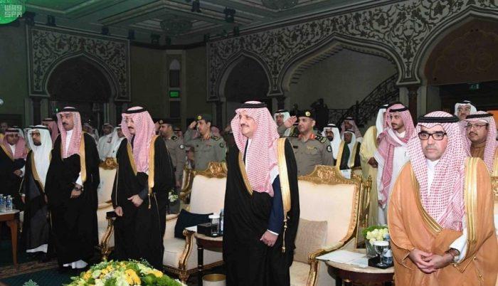 Photo of سعود بن نايف يرعى حفل الأحساء لاختيارها عاصمة للسياحة