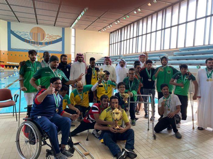 Photo of خمسة عشر نادي يتنافسون في بطولة المملكة للسباحة ونادي المدينة يحتل الصدارة