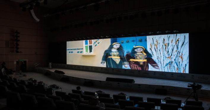 Photo of عرض أفلام سعودية بمعرض الرياض الدولي للكتاب