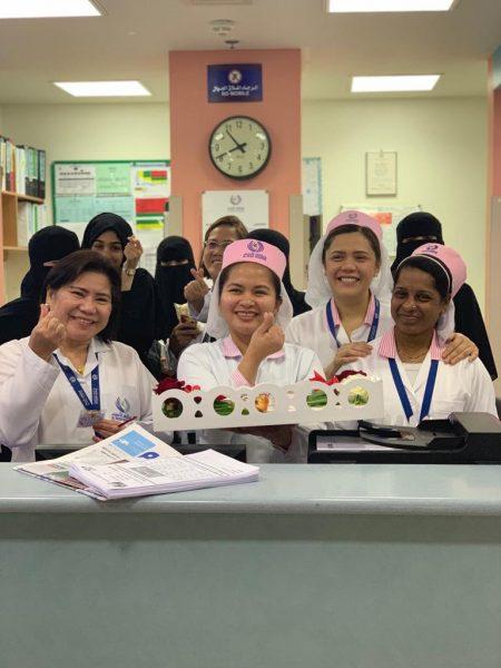 Photo of همسات الثقافي بالاحساء ينفذ زيارة المرضى رقم 14