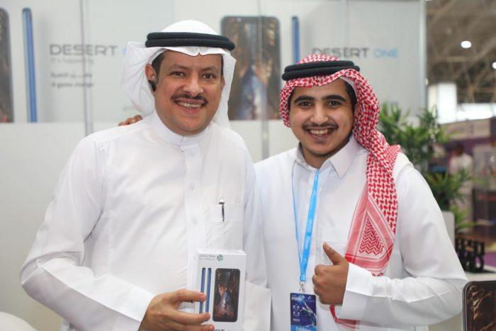 Photo of ديزرت ون desert one يشارك في المعرض السعودي الدولي للاتصالات وتكنولوجيا الجوالات