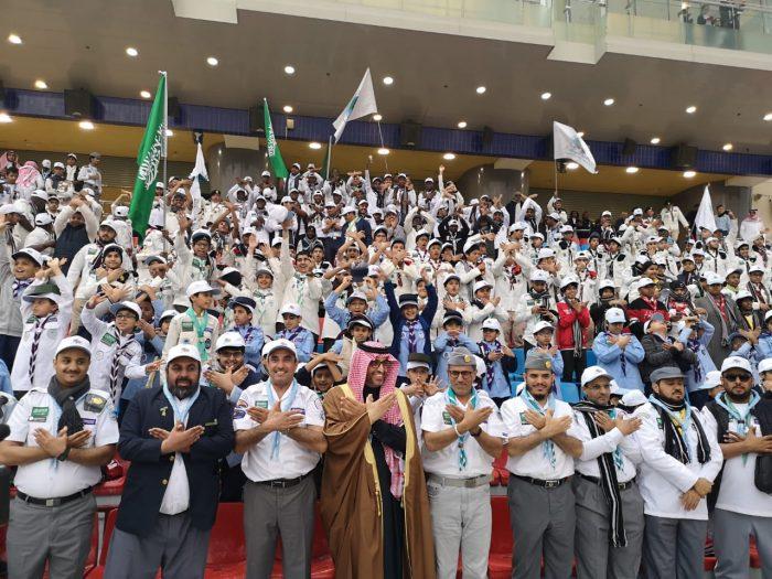 """Photo of #الحصان """" رجيد """" يحقق #كأس جمعية الكشافة"""