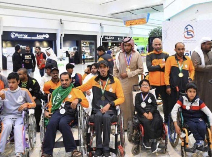 "Photo of إطلاق #مبادرة ""#إبداع"" بمنطقة #تبوك بالتزامن مع #اليوم_العالمي_للإعاقة"