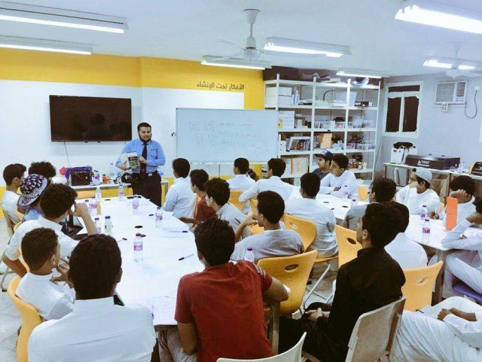 Photo of دورات تدريبية نوعية بأندية الحي #بتعليم #جازان عبر (600) ساعة تدريبية تستهدف أكثر من (660) طالب وطالبة