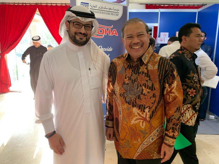 Photo of قنصلية اندونيسيا بجدة تنظم معرض منتجات خدمات الحج 2020