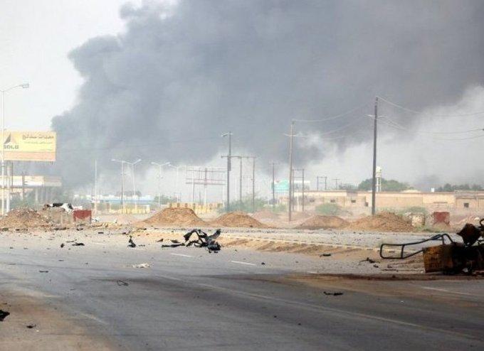 Photo of #مليشيا #الحوثي تقصف مقرًا للمنظمات الدولية في #الحديدة