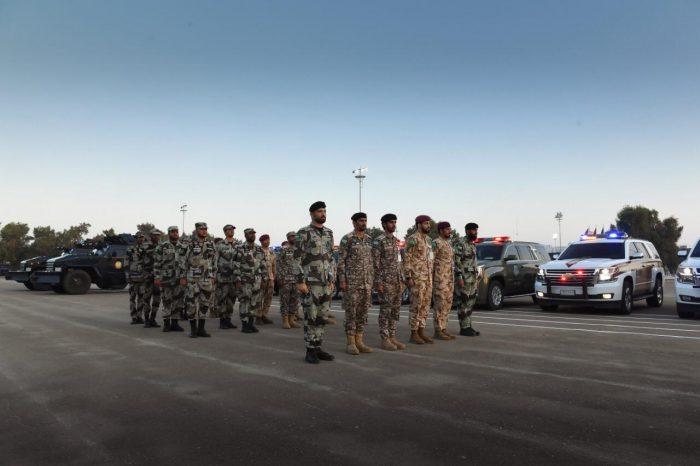 """Photo of انطلاق فعاليات التمرين التعبوي الخليجي المشترك """" أمن الخليج العربي 2 """" بدولة الإمارات"""