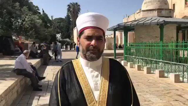 Photo of شرطة الاحتلال تستدعي مدير المسجد الأقصى المبارك للتحقيق