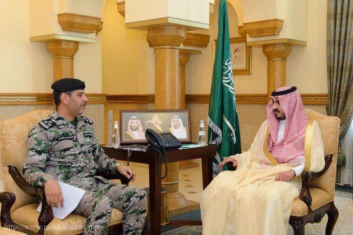 Photo of نائب أمير منطقة #مكة_المكرمة يستقبل مدير السجون بالمنطقة