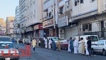 Photo of #بالصور ..  تنفيذ أكثر من 29 ألف كشف بصري للعمالة وإخضاع 4000  مسكن للزيارة #الطائف