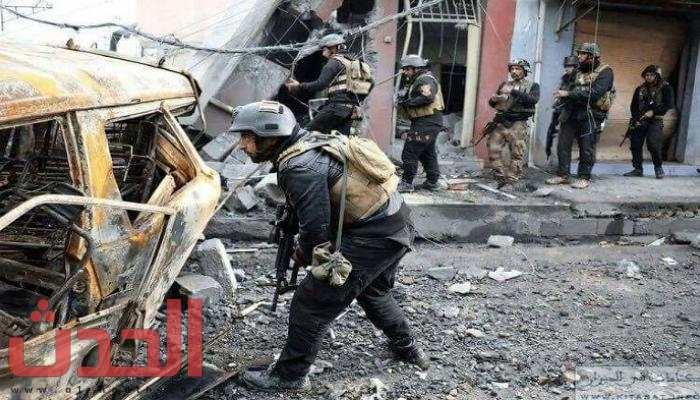 Photo of مقتل جندي عراقي في هجوم لتنظيم #داعش على  #بغداد