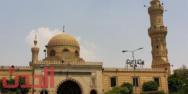 Photo of لأول مرة منذ انتشار #كورونا.. #صلاة_الجمعة «مباشرة» من مسجد السيدة نفيسة في القاهرة