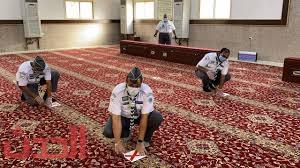 Photo of قادة كشافة #تعليم #مكة_المكرمة يساهمون في تهيئة المساجد
