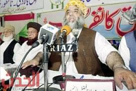Photo of جمعية علماء #الإسلام في #باكستان تؤيد قرار #المملكة بشأن تنظيم الحج