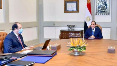 Photo of #السيسي يستقبل وزير خارجية #اليونان ورئيسا المخابرات والهيئة الهندسية   فيديو