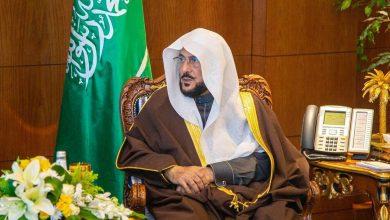 Photo of وزير #الشؤون_الإسلامية يوجه بتخصيص خطبة الجمعة عن الاجراءات الاحترازية تجاه #فيروس_كورونا