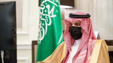 Photo of #وزير_الخارجية يؤكد التزام #المملكة_العربية_السعودية المستمر بدعم جهود #التحالف_الدولي