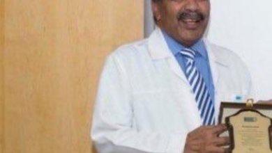 "Photo of #وفاة استشاري بمستشفى الملك خالد الجامعي بـ""#فيروس #كورونا""."