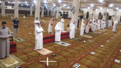 Photo of مساجد #مكة وجوامعها تستقبل المصلين وسط تدابير وقائية للحد من #كورونا