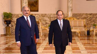 Photo of الرئيس المصري يعلن عن مبادرة سياسية لإنهاء الصراع في #ليبيا