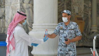 Photo of #شؤون_الحرمين توزع أكثر من (٦٠) ألف عبوة ماء