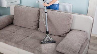 Photo of طريقة تنظيف الكنب الفاتح من البقع