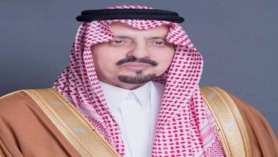 Photo of العقــيلي يتلقى إتصال عزاء في والدته من الأمير فيصل بن خالد بن عبدالعزيز