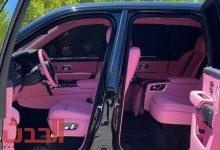 Photo of سيارة باربي: رولز رويس كايلي جينير الجديدة.