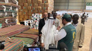 Photo of السفير السعودي لدى الخرطوم  يدشن مشاريع إغاثية