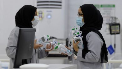 "Photo of وزيرة الصحة البحرينية: وصلنا ذروة انتشار #كورونا.. و""فئات غير مسؤولة"" السبب"