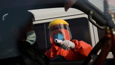Photo of خلال الـ24 ساعة الماضية: 6148 إصابة جديدة بكورونا في روسيا