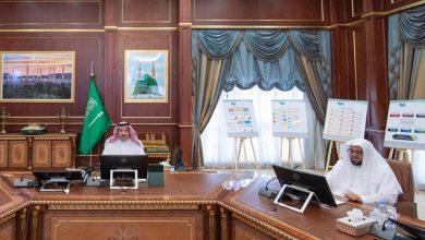 Photo of أمير المدينة يدشن مشروع تأمين الحقائب الإلكترونية لطلاب الأسر المحتاجة بالمنطقة