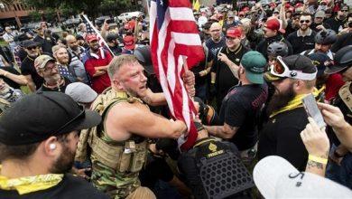 Photo of إف بي آي يحذر من مواجهات بين متطرفين في أمريكا