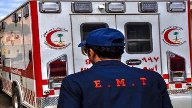 Photo of إصابتان خطيرتان نتيجة حادث سير وقع صباح اليوم بطريق الباحة – العقيق