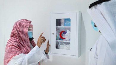 Photo of الرئيس العام يدشن صناديق الإسعافات الأولية بالمسجد الحرام